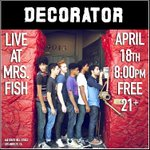 Saturday night + #dtla hangs at our FREE show at @MrsFishLA. Playing some new songs tonight! http://t.co/IjojNSr9Fg http://t.co/q0MlowJyGp