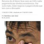 رسمياً وفقاً لـ جلوبو البرازيلية. هرناني يكسب قضيته مع #النصر النصر ملزم بدفع 700000 $ عاجلاً. #النصر #الهلال http://t.co/LN5LvGoOZa