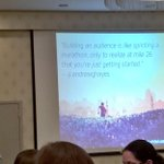 I love this quote from @andrewghayes #sofabuotr @SoFabUOTR #Seattle. http://t.co/IuXZsjbyug