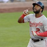 Good news, #Nats fans! @thisisdspan could return from the DL tomorrow. Details: http://t.co/i28uyrTyTq http://t.co/UXoHimDeuK