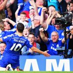 FULL-TIME: Chelsea 1-0 Manchester United Chelsea now 10 points clear at the top of the Premier League. http://t.co/Kvd3VaMWOg