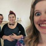 Creepy #Pennsatucky at rehearsal. #oitnm #oitnb #selfie #dtla #latc #saturdaymornings @KefiStudio @LaKendrus @OITNB http://t.co/Coy0gL9m1C