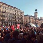 Hoy muchas manis #NOalTTIP En #Madrid también #18A #OccupyTTIP #FrackingNO Muchas en Sol :-) http://t.co/Ie35ee8zlQ