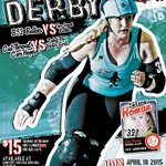 Tonight! #CalgaryExpo attendees get 50% off at the door at roller derby if they show their pass (until we sell out)! http://t.co/3SLfhNyGmv