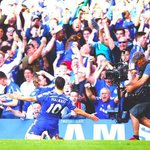 FT: #Chelsea 1-0 Manchester United (Eden Hazard 38) We will win the league! #CFC #KTBFFH http://t.co/bPMvnuuDvH