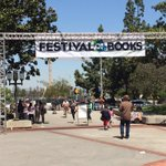 RT @readingrainbow: Today we're at the @latimesfob #LABookFest! Come by to see @levarburton & get your #RhinoBook signed!