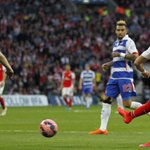 Here is the moment that @Alexis_Sanchez secured @Arsenals place in the FA Cup final #RFCvAFC http://t.co/5RzEAELZmY
