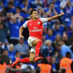Alexis Sanchez scored twice as @Arsenal booked their place in the #FACup final, beating Reading 2-1 after extra time http://t.co/2Su2iK7G4T