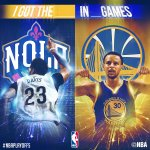 #WARRIORSvPELICANS Game 1 tips off at 3:30pm/et on ABC! #NBAPlayoffs http://t.co/F1HnUecVhO