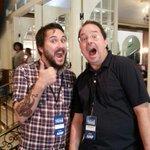 RT @latimesfob: .@wilw and @scalzi say #Happy20, #bookfest!