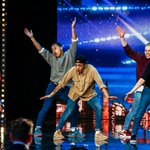 Boyband's act is shaping up nicely!! #BGT http://t.co/LQvrg9ns8x