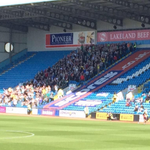 QUALITY: 538 Plymouth Argyle fans took the longest away trip in the UK, an 800 mile round trip, to Carlisle today. http://t.co/VHQlrR3EVA