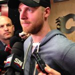 """""""Im expecting it to be the best crowd Ive played in front of."""" - Stajan on Game 3 tomorrow http://t.co/VDsfS667bv"""
