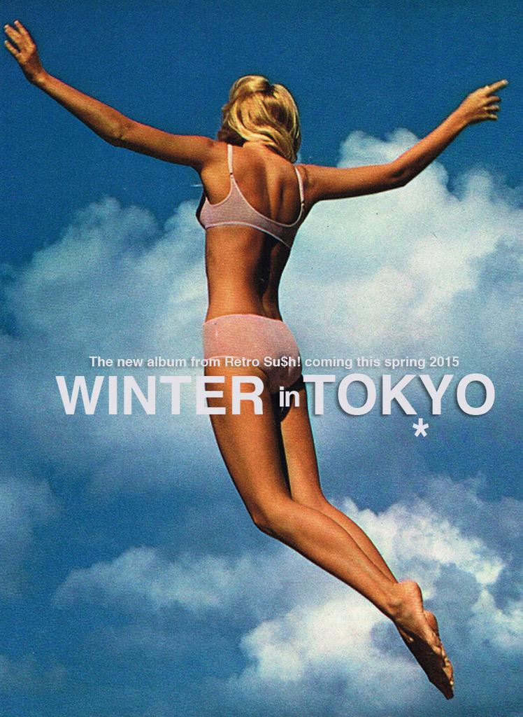 #WinterInTokyo http://t.co/2WsBYhPA6I