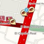 Definitely best to avoid area for a bit @AGuyOnTehNets @LosAltosPD #traffic #MountainView #LosAltos http://t.co/UdwLUgWQu7