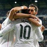 FINAL: Real Madrid 3-1 Málaga (Ramos, 24'; James, 68'; Ronaldo, 91' / Juanmi, 70') #RealMadridvsMAG #RMLive http://t.co/z4c42xf7hy