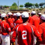 4th ranked #Tucson takes down #2 #CanyondelOro 3-1 behind an 11 K performance by #JoseContreras. #AZHS http://t.co/2b96LM6Q00