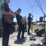 Everyones loving it! #Tesoro at @VivaLaLocalFest this afternoon. @TesoroMusic #Tucson http://t.co/kx8WPD7Bry