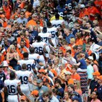 WDE RT @CoachTimHorton: So many great @FootballAU traditions, but none better than Tiger Walk! AUsome again today! http://t.co/gH4HNE6l7H