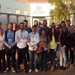 JJAA de El Puerto acude al ÁGORA en Huelva, cita anual para los jóvenes comprometidos socialmente #ELPUERTOilusiona http://t.co/AXshJ2JuXx