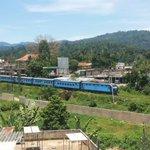 Hariharan Jayaratnam captures Blue Dragon snaking her way through the ancient Kingdom of Gampola. #lka http://t.co/OF9kBUbFau