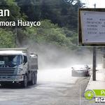 #Loja: Malestar en Zamora Huayco por la gran cantidad de polvo que generan los vehículos al transitar por el sector. http://t.co/SeOUGbWpDs