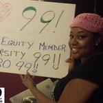 #LosAngeles #actor @DivaLopeezie is Pro @ActorsEquity #union & #Pro99. Help #LAThtr #Diversity99 http://t.co/gH26k6z1mD