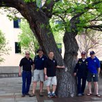 Rescuers and survivors reunion. 20 years later. #okcitybombing 5 from Pierce Co return to remember and reflect. http://t.co/AoB61m2tgX