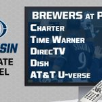 Watching the @bucks & @brewers @ same time = :) Brewers on our alternate channel NOW. Info: http://t.co/CXLrvGSwiQ http://t.co/BcVvucSinQ