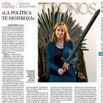 La regeneración o lo que sea de la izquierda española pasa por las cooperativas de familiares y Juego de Tronos - http://t.co/soFwf5C7UR