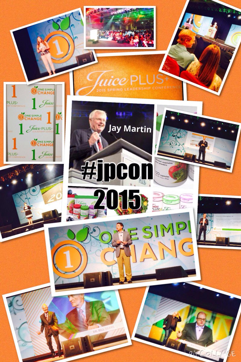 R/T if you had an awesome Juice Plus+ Conference in Cali! #JPCon #onesimplechange http://t.co/r1xO8z9Xm6