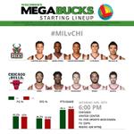 Tonights #BucksPlayoffs MegaBucks Starting Lineup: http://t.co/0rmsoXzOSp