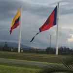 """@ppsesa: Así luce Bandera (aeropuerto) d Quito dsd hace varios días http://t.co/gQDkUtSubY"" se dará cta rodas cuando llegue d Europa?😔"