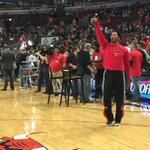 Almost time! #SeeRed http://t.co/kAGr48AD8I