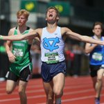 Briton Demar of Central Valley wins the boys 1,500 meters in 3:57.21 at the Oregon Relays. http://t.co/exT7B6F1hJ