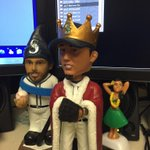 Ready to have his night in Seattle #FelixBobble Yeh! @komonews #Mariners http://t.co/674T0CyEPe