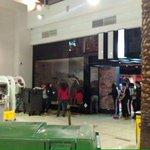 #Talcahuano, Tienda Adidas de Mall Plaza Trébol se encontraría inundado en estos momentos. #Cat8 Vía @Gusaguayo. http://t.co/1db0Adf4DW
