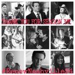 HUGE thank you to all who make @Nashville_ABC so special to all of us - S3 is the best yet! Bring on S4! #Nashville http://t.co/PC5EPxib9h