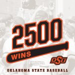 Congratulations to @OSUBaseball for the 2500th win in program history! #okstate #big12bsb http://t.co/J3gyyQunn8
