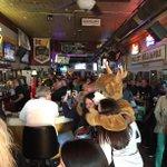 The #BucksPlayoffs Party At @LeffsLuckyTown Is Underway!! Come on down!! ???????? http://t.co/RYvFtQVqiE