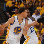 The Dubs take a 1-0 series lead over @PelicansNBA with todays 106-99 victory. GAME RECAP » http://t.co/xLi9SpDPCn http://t.co/SJZyg5Ynq2