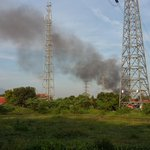 RT @CirebonNotes Kepulan asap hitam diduga dari pengerjaan stasiun gas alam di Jl Kandang Perahu.  http://t.co/ApdOw8SqsZ