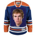 The Edmonton Oilers have updated their jerseys after winning the 1st overall pick in the 2015 NHL draft http://t.co/dT7fMpga1D