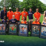 A big thank you to all of our seniors for all that you have done over the past four years! #WarEagle http://t.co/ph585pB7Df