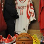 #TruetotheGame for the #NBAPlayoffs! @Spalding #ROCKETSvMAVS http://t.co/9ubbaddMCZ