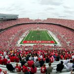 Few programs can draw 99,000-plus fans to a game. @OhioStAthletics did ... for a spring game: http://t.co/FKblRP4Z0j http://t.co/5Xnu1iHpRV