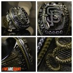 A closer look at the #SFGRing http://t.co/ofcTIf4rsU