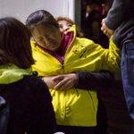 """국제앰네스티가 """"경찰의 세월호 1주년 평화적 집회 진압은 유족에 대한 모욕""""이라며 강도높게 비판했습니다. http://t.co/HqaHjGUgk6 http://t.co/iqdiIUCXBU"""