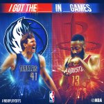 #ROCKETSvMAVS Game 1 tips off at 9:30pm/et on ESPN! #NBAPlayoffs http://t.co/aM0MP9VuyP