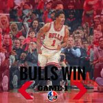Jimmy Butler & Derrick Rose combine for 48 pts as the Bulls beat the Bucks, 103-91. Game 2 is on Monday. http://t.co/Fe98lFhOq6